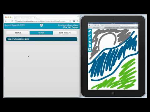 InfuseLearning - iPad/Tablet Learner Response Solution