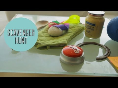 How to Plan a Scavenger Hunt For Kids with Chris Pegula - ModernMom's Dad Space