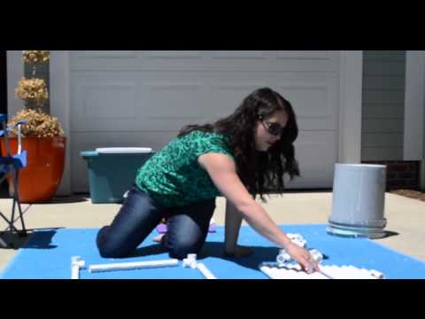 How to Build a Sensory Table (Water Table) with PVC