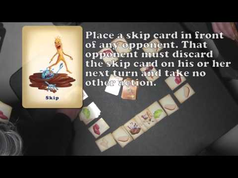 Hoagie Card Game - How to Play - Gangrene Games