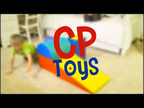 Vinyl Play Forms from CP Toys
