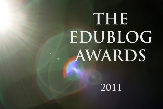 Why You Should Get Involved In This Years Edublog Awards