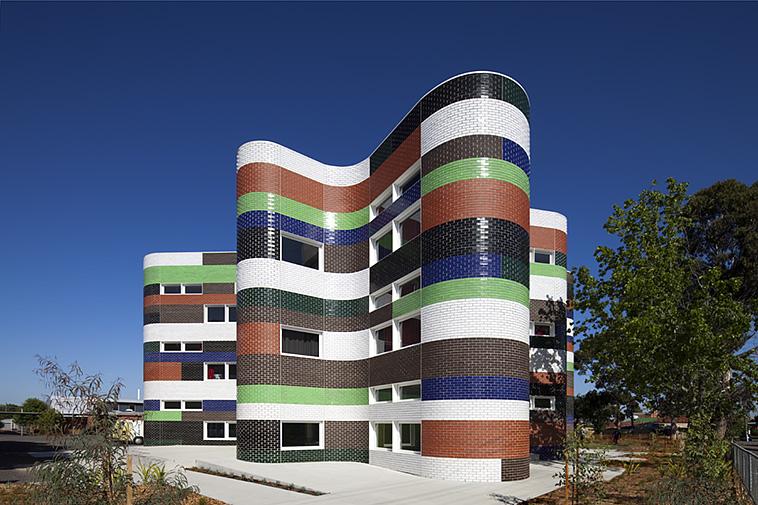 Architecture design colleges australia