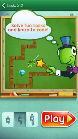 Move the Turtle