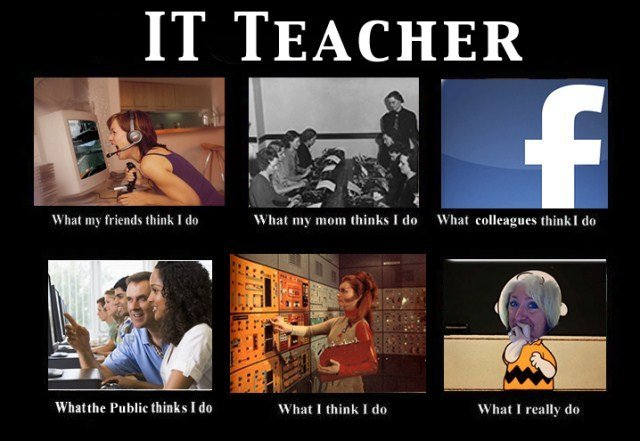 IT Teacher