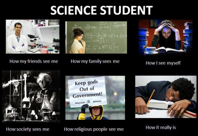 Science Student