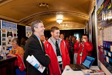 U.S. educators share their work with Sec. of Ed Arne Duncan