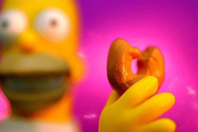 Teaching Simpsons