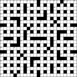 Crossword Puzzles On Puzzle Maker