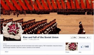 How to Bring History to Life Using Facebook Timeline and Twitter