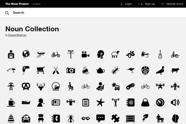 The Noun Project – Teaching With Visual Icons