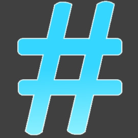 Twitter for Research - Hashtags
