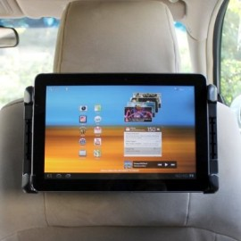 Headrest iPad Mount