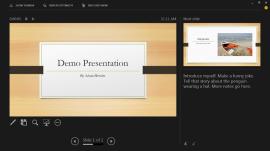 Presentation View