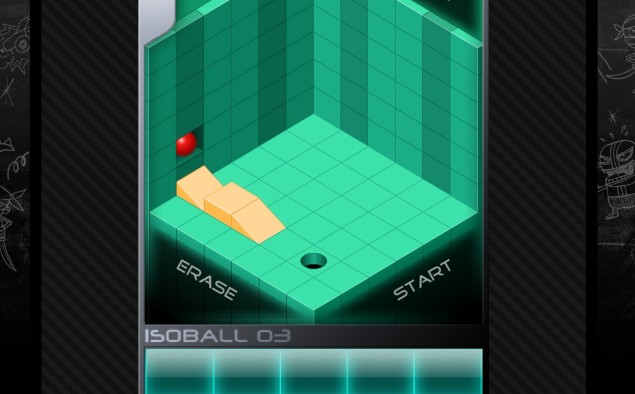 Design Your Own Game - Isoball