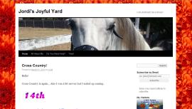 Jordi's Joyful Yard