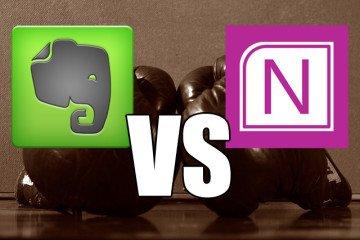 Note-taking Showdown: Evernote vs OneNote