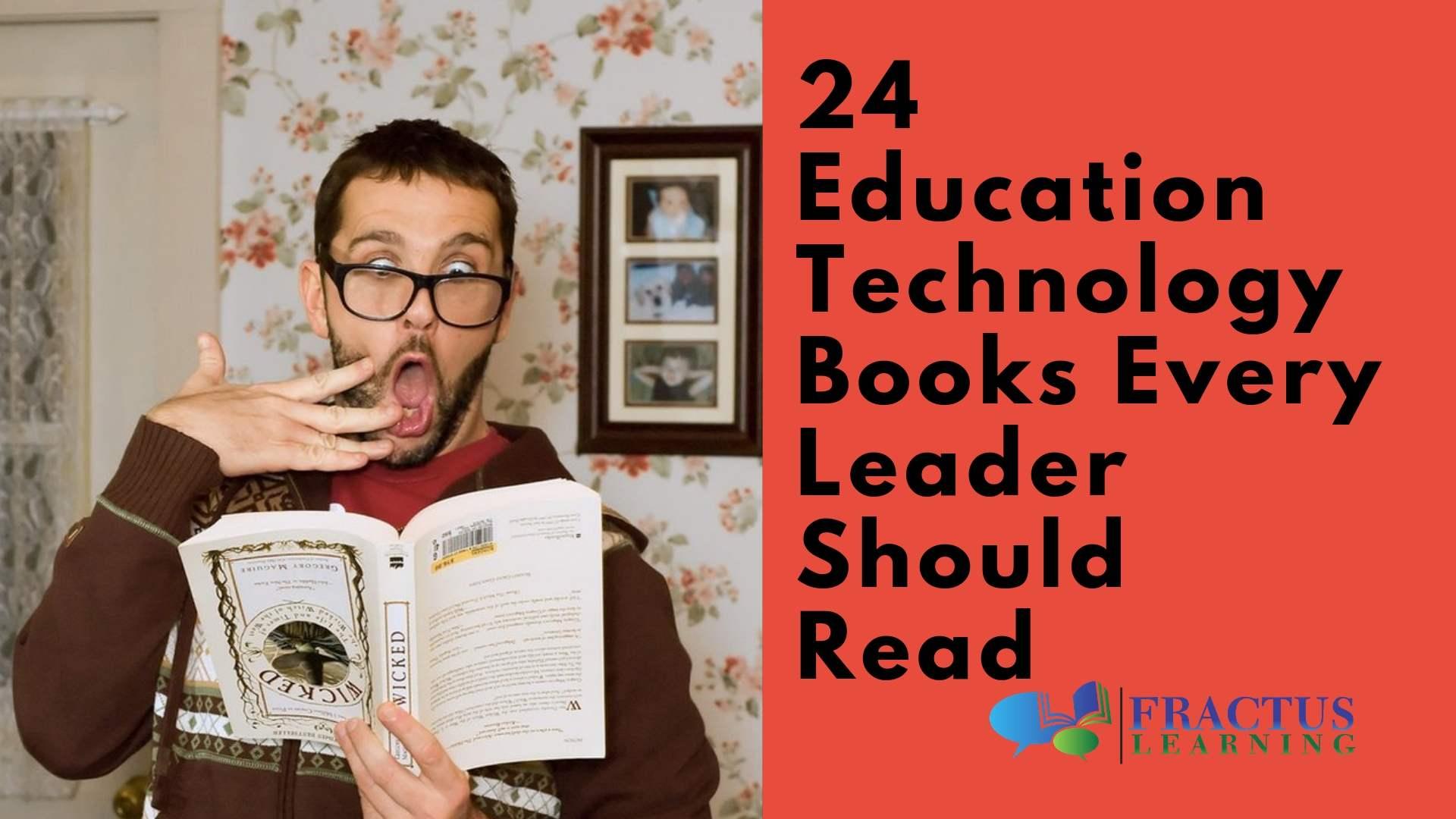 education technology books