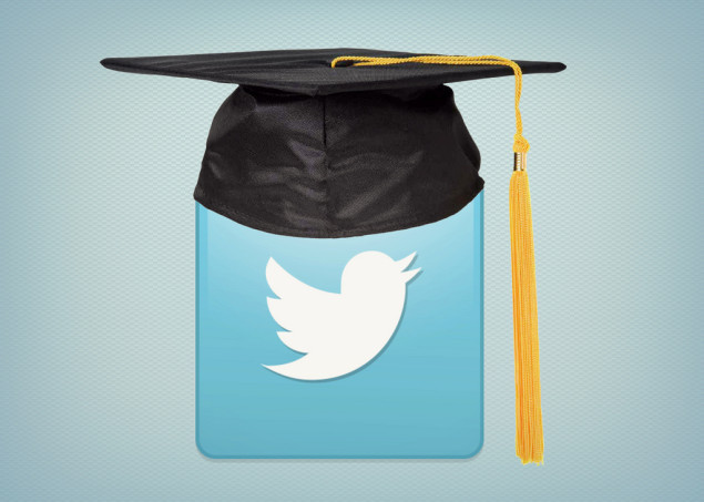 twitter-students