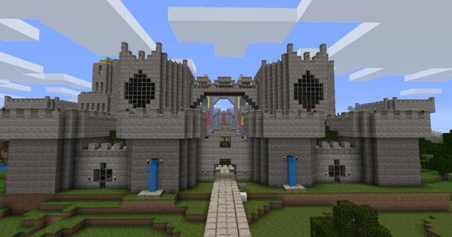 Exploring Minecraft