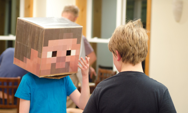 Using Minecraft to Engage and Challenge Your Class