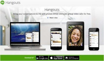 Flip Your Class with Google Hangouts