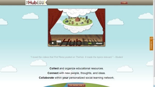 EdTech Tools: Connect, Collect and Collaborate with TheHubEdu