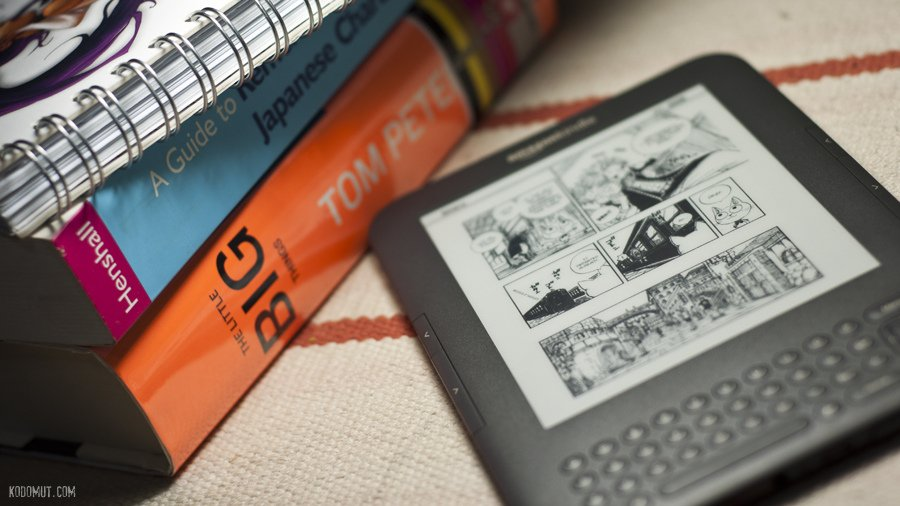 4 Brilliant Resources for Paperless Books