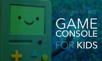 10 Great Options to Find the Best Game Console for Kids of All Ages