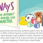 4 Ways the Internet is Making Kids Smarter