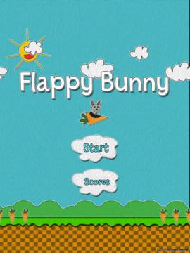 Flappy Bunny Adventure
