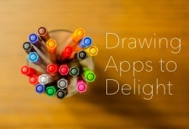 Drawing Apps for Kids