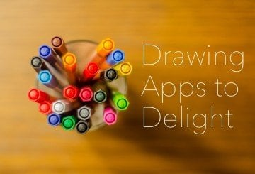 5 Drawing Apps to Delight Creative Kids