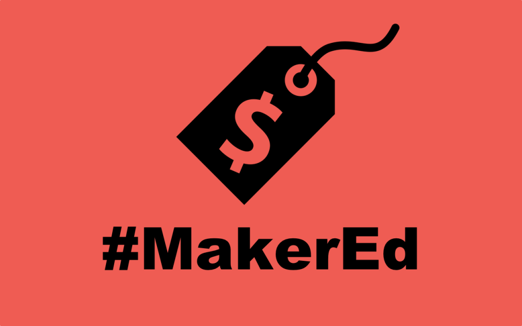 MakerEd Books Going Super Cheap on Amazon