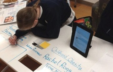 The Role of Peer Assessment in a Maker Classroom