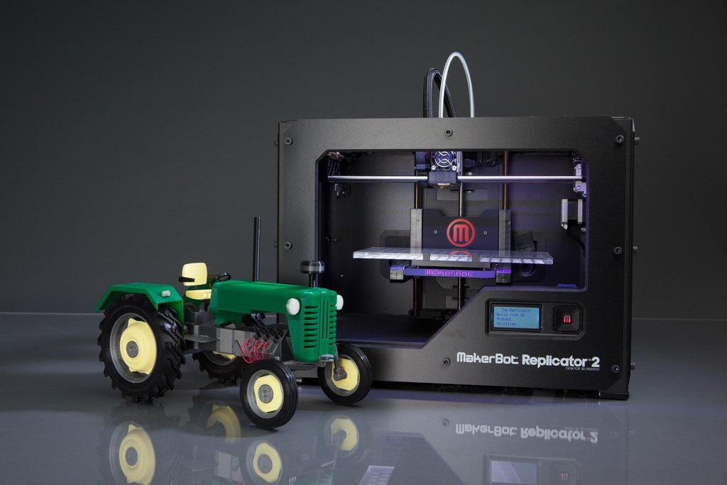 3D Printing is Elementary
