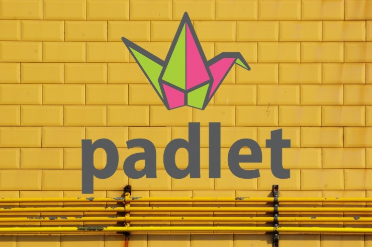 Class Collaboration Using Padlet