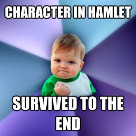 Hamlet meme