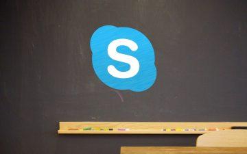 Break Down the School Walls with Skype Classroom