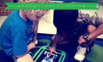Try Something: Creating a Culture of Confidence