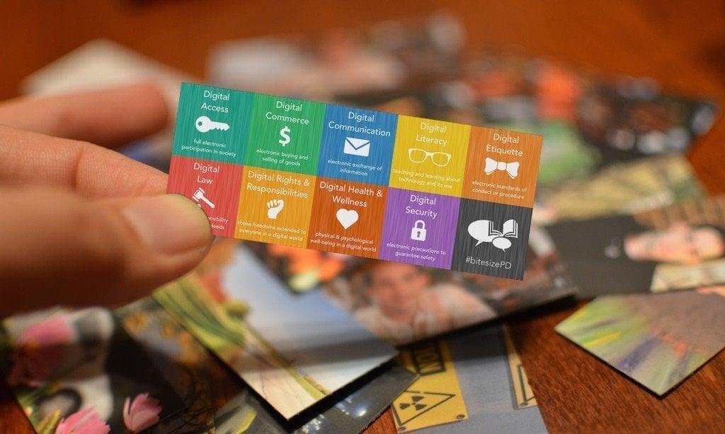 9 Elements of Digital Citizenship