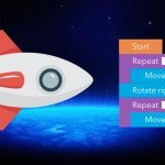 Coding with Paper: Printable Space Race Game for Students