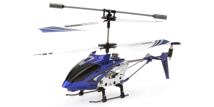 Syma S107G 3.5 Channel RC Helicopter