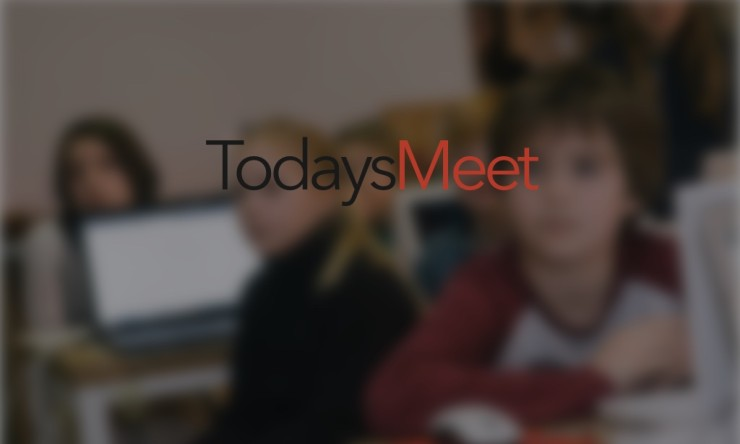Make Colaborative Class Discussion Meaningful with TodaysMeet