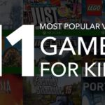 11 of the Most Popular Video Games for Kids and Young Gamers