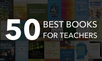 The Top 50 Best Books for Teachers – Professional Development