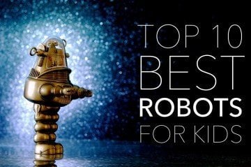 10 of the Best Robots for Kids: Games, Fun and Learning