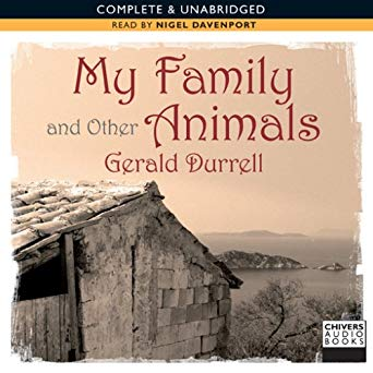 My Family And Other Friends Audiobook Cover
