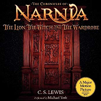 The Lion The Witch And The Wardrobe Audiobook Book Cover