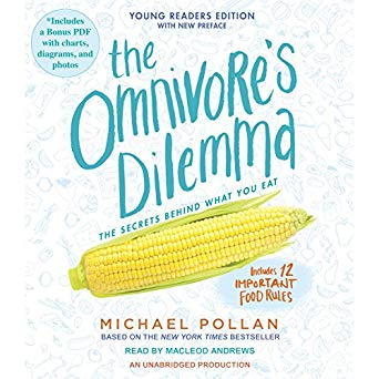 The Omnivores Dilemman Audiobook Book Cover